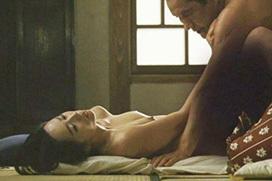鈴木京香、全裸セックス濡れ場!乳首ビンビンに起ってるwww