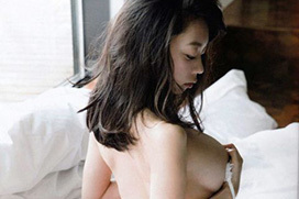 【セミヌード】青山ひかる、処女だと告白した爆乳グラドルの全裸画像がこちら…