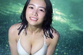 北野日奈子(22)の水着・下着姿の写真集エロ画像40枚