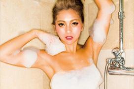 【セミヌード】ゆきぽよ(22)上半身裸でTバック姿を公開wwwwwお尻の割れ目もくっきりwwww