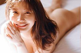【ヌード速報】小倉優香、ぷりんぷりんのお尻丸出し全裸セミヌードキタ━━━(゚∀゚)━━━!!
