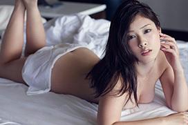 美麗グラビア × 野田彩加 淑やかな艶美