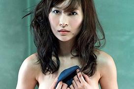 和久井雅子(23) 愛人系セクシーお姉さんがグラビアデビュー。