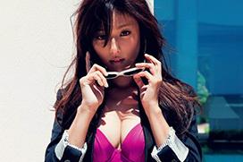 深田恭子 いま、いちばん美しい32歳!