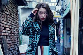 桜井玲香 美しさを撒き散らしながら新宿を闊歩する。