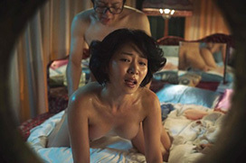 階戸瑠李(30)が映画で全裸セックスしてる