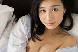 【古川いおり】清楚系のスレンダー美女が淫乱セックスで濃厚中出し