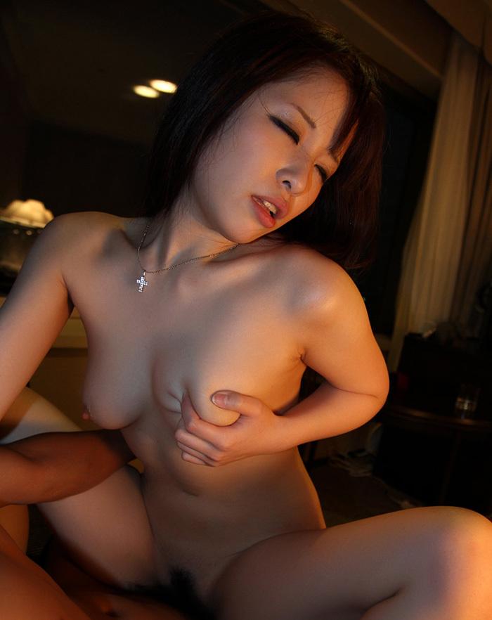 騎乗位 セックス 画像 51