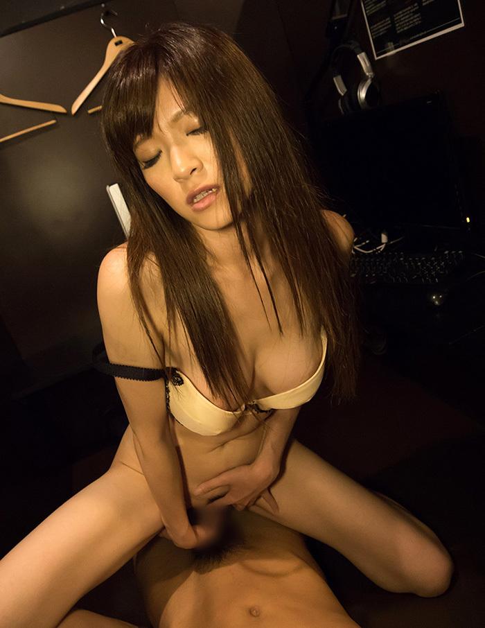 騎乗位 セックス 画像 86