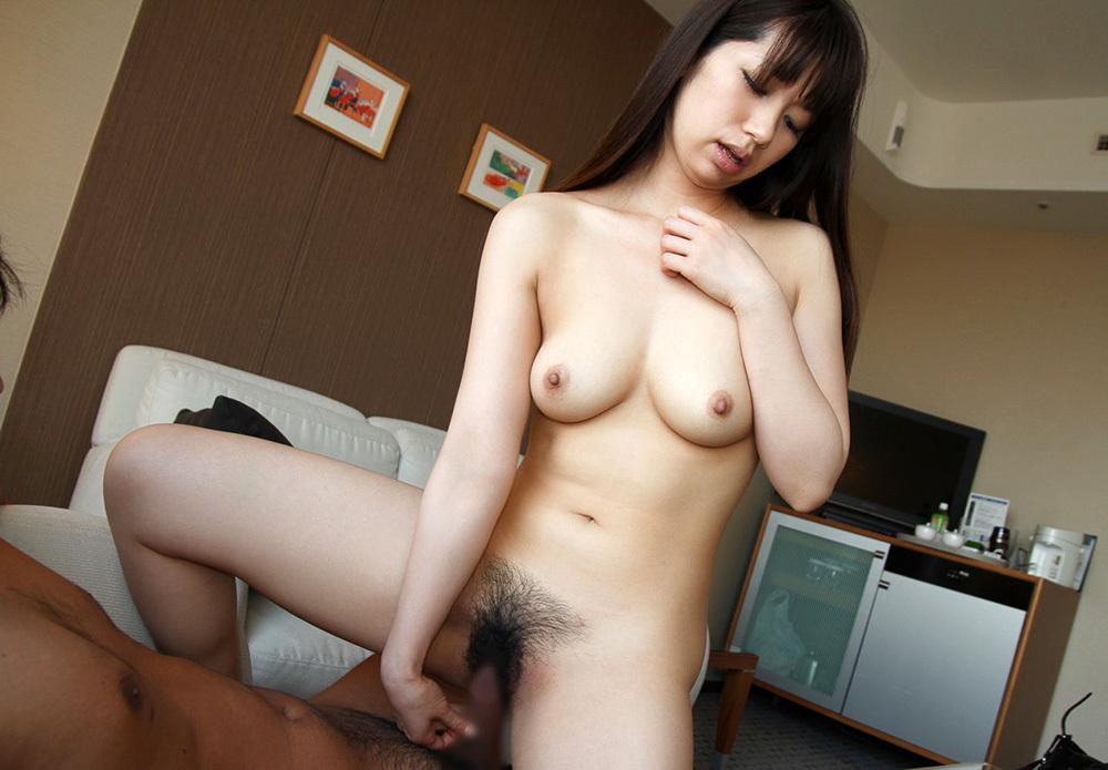 騎乗位 セックス 画像 53