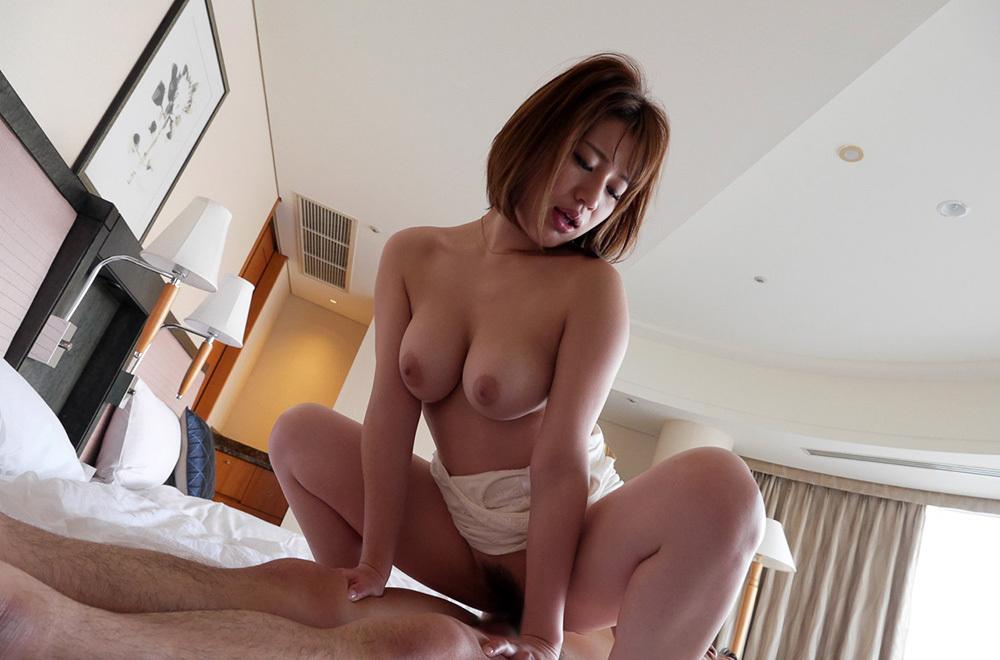 騎乗位 セックス 画像 14