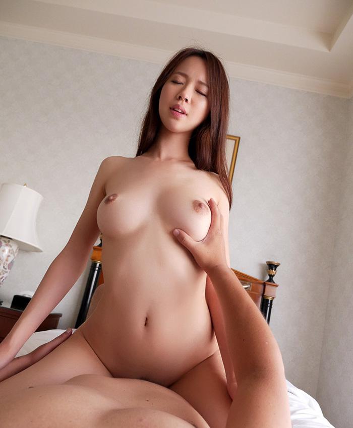 騎乗位 セックス 画像 5