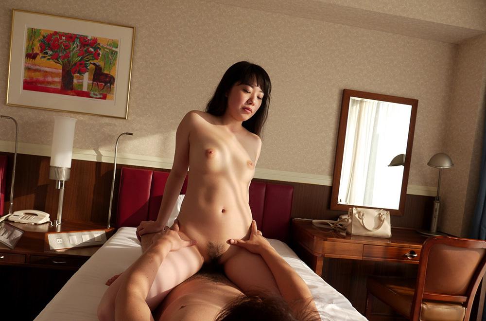 騎乗位 セックス 画像 10