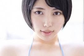 安位薫 週刊プレイーボーイデビューの発育良すぎる初DVDのHおっぱい画像