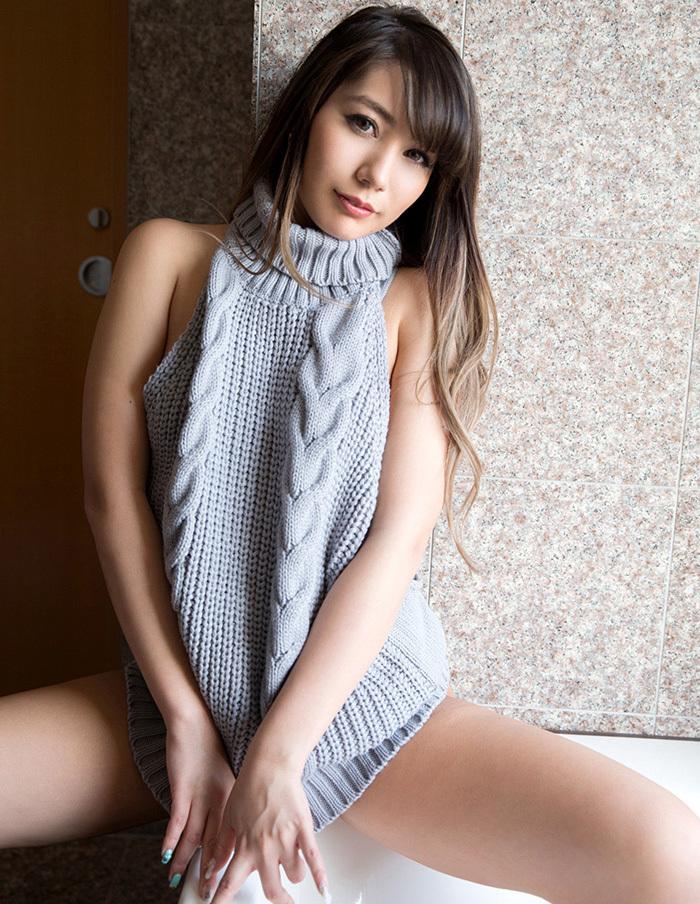 上原花恋 童貞を殺すセーター 画像 20