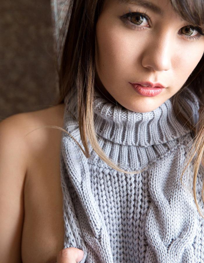 上原花恋 童貞を殺すセーター 画像 21