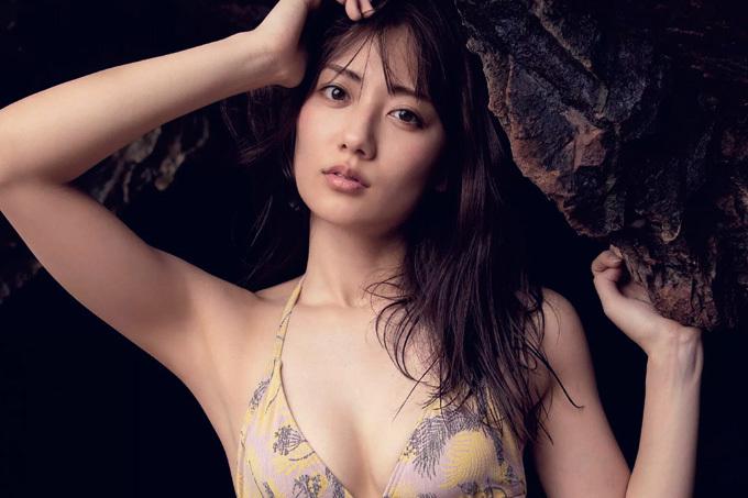 奥山かずさ 人気加速中…女優デビューしたシンデレラガール。