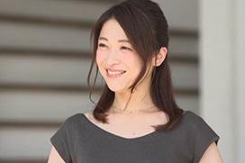 久保今日子 笑顔が素敵な43歳人妻のAVデビュー画像
