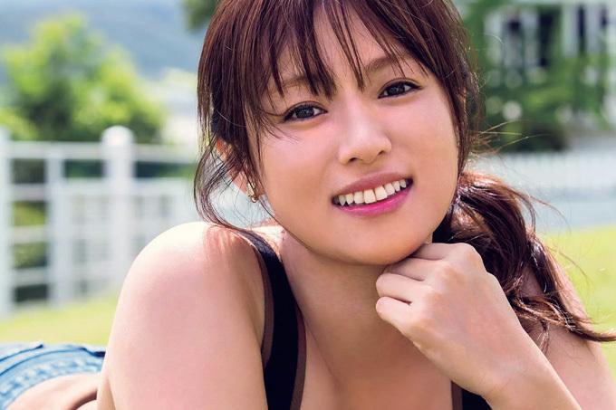 深田恭子 いっしょにいたくなる笑顔。