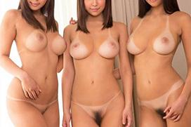【裸いっぱいエロ画像】ヌード女性たちの集団って、エロさが何倍にもなるね