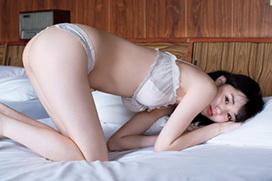 江野沢愛美エロ画像40枚!大人気美少女モデルが挿入待ちポーズで誘ってるwww