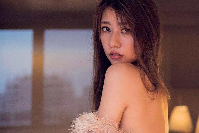 阿部マリア AKB48から台湾へ…華麗な艶姿。