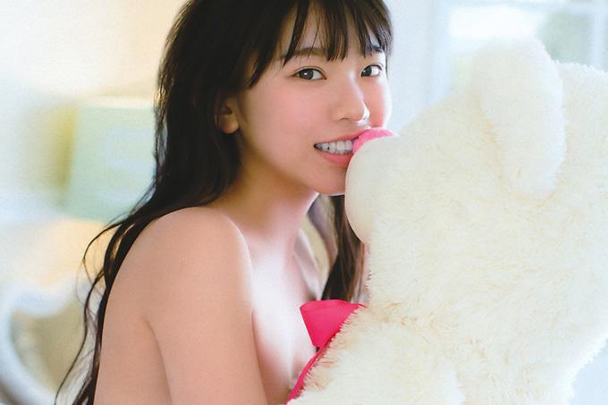 長澤茉里奈 奇跡のロ○巨乳…限界突破のギリギリセクシー!