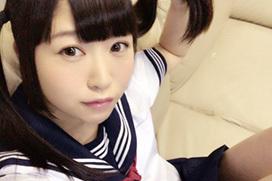 【裕木まゆ】 この貧乳童顔メチャカワ美少女がセクシー女優という現実!【画像】