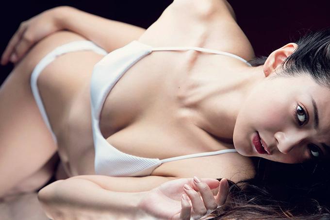 田中道子 世界に誇る極上美脚の九頭身美女