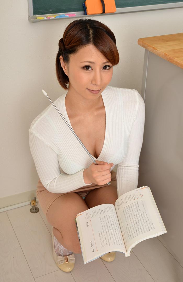 枢木みかん 女教師 画像 12