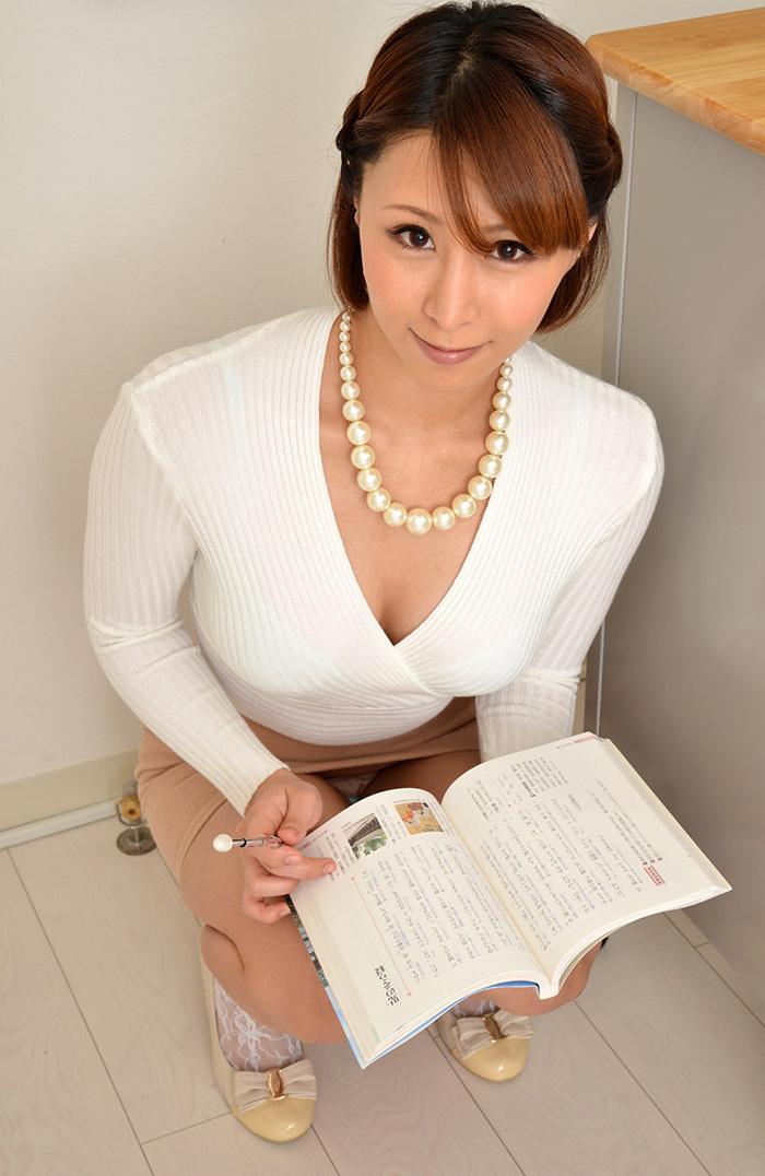 枢木みかん 女教師 画像 21