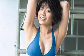 W杯NHKキャスターとして話題の元non-noモデル佐藤美希、くびれ際立つFカップおっぱいが完璧www