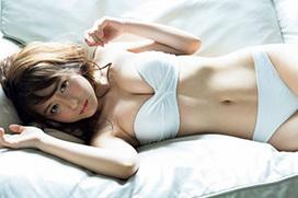 今年AKB48総選挙で初選抜のSKE48大場美奈、ビキニに収まらない巨乳を晒すww