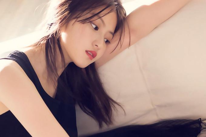 今田美桜 目が離せなくなる魅力を余すところなく。