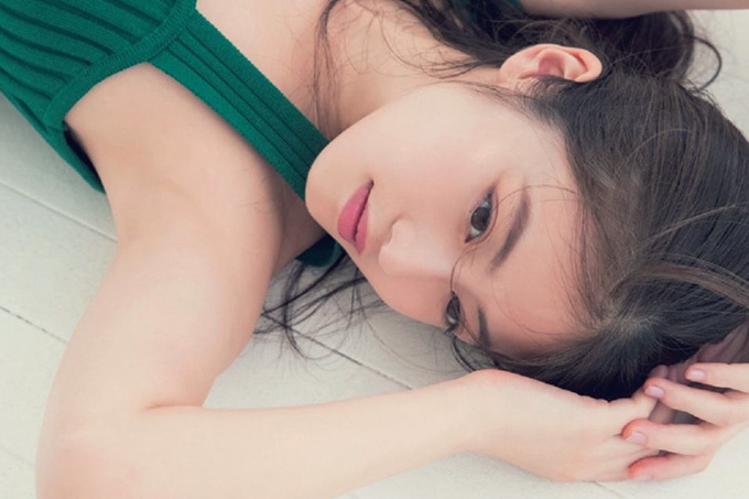 今田美桜 今一番輝く女優にとことん迫る…。