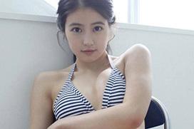 今田美桜、エロ肉体を晒していた!「世界で最も美しい顔100人」にノミネートされた若手女優!