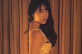 AV好きアイドルNMB白間美瑠のガチ下着姿