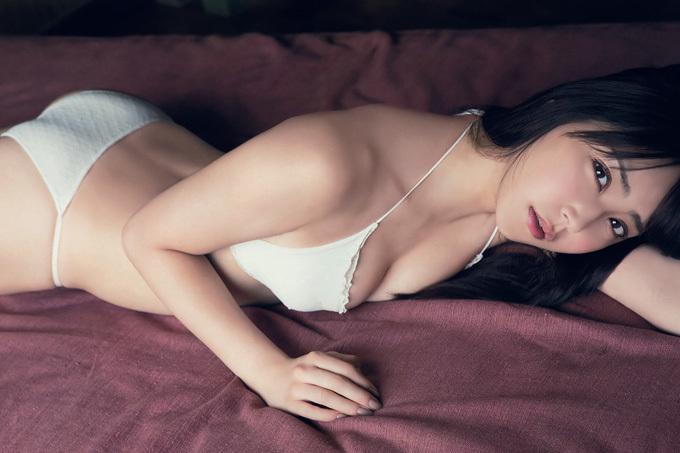 白間美瑠 可愛い大人の空気感。