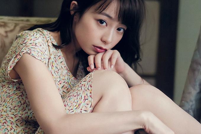 宇垣美里 可愛いお姉さんの夏の装い。
