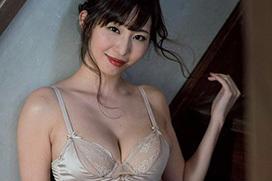 Gカップフリーアナ塩地美澄(35)がオサゲ姿でJC時代の初キスを再現してたぞ!