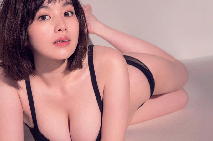 筧美和子 史上最高…肉感ボディ!