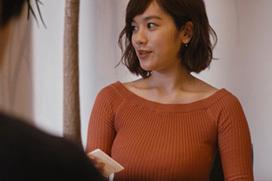 新ドラマ・フリンジマンの筧美和子の爆乳が凄い