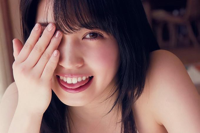 MIYU 彫刻のようなボディラインとあどけない笑顔にメロメロ!