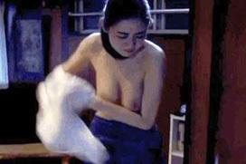 【ヌード画像】片山萌美(28)芸能界最高の美巨乳ヌードwwww大河ドラマ出演でおっぱいを放り出したwww