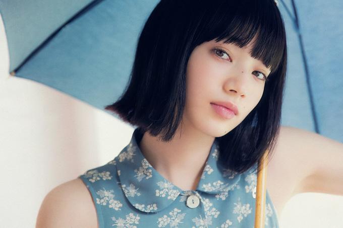 小松菜奈 映画『恋は雨上がりのように』の世界観グラビア