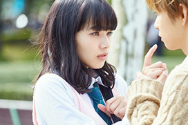 【小松菜奈】 透明感が凄いモデルで女優の小松菜奈ちゃんがまさにアジアンビューティー!