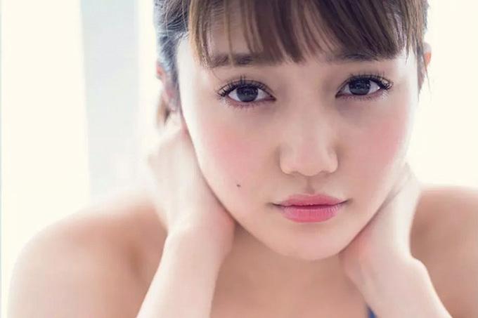 松川菜々花 透明感と可愛さで売れっ子になったシン・モグラ女子!