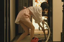 電影少女第2話、西野七瀬のお尻突き出しポーズ