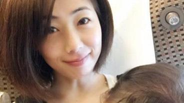 【衝撃画像】井上和香(37)「おっぱい吸う?」⇒ワカパイ授乳にネット騒然wwwwwww