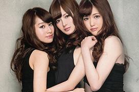 乃木坂46の3トップ-白石麻衣・桜井玲香・松村沙友理の美麗グラビア画像×7